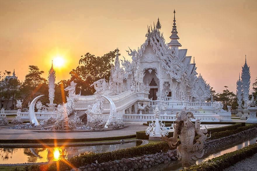 Circuit Nord Thailande