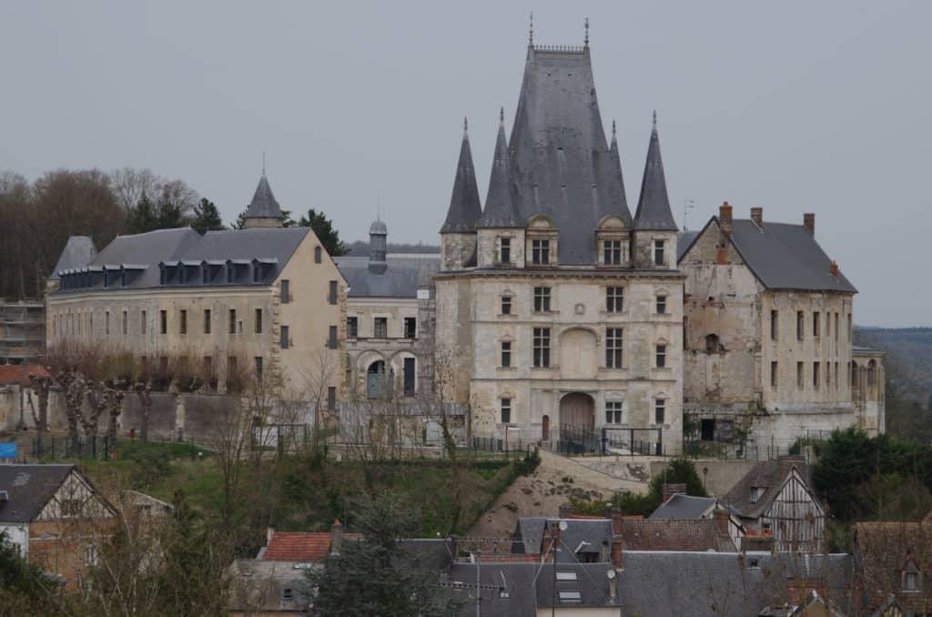 Le Chateau de Gaillon