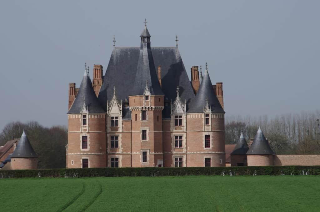 Le château de Martainville