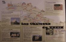 Les châteaux du Vexin