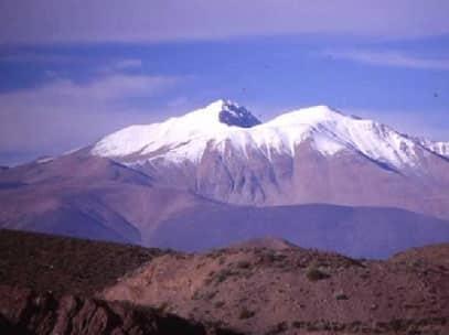Nevado Del Acay