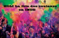 Holi la fête des couleurs en Inde