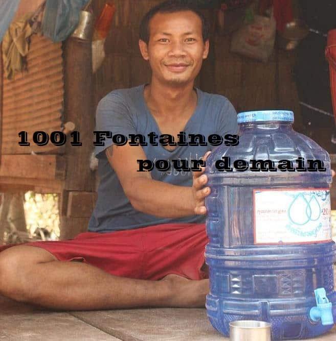 1001 Fontaines pour demain