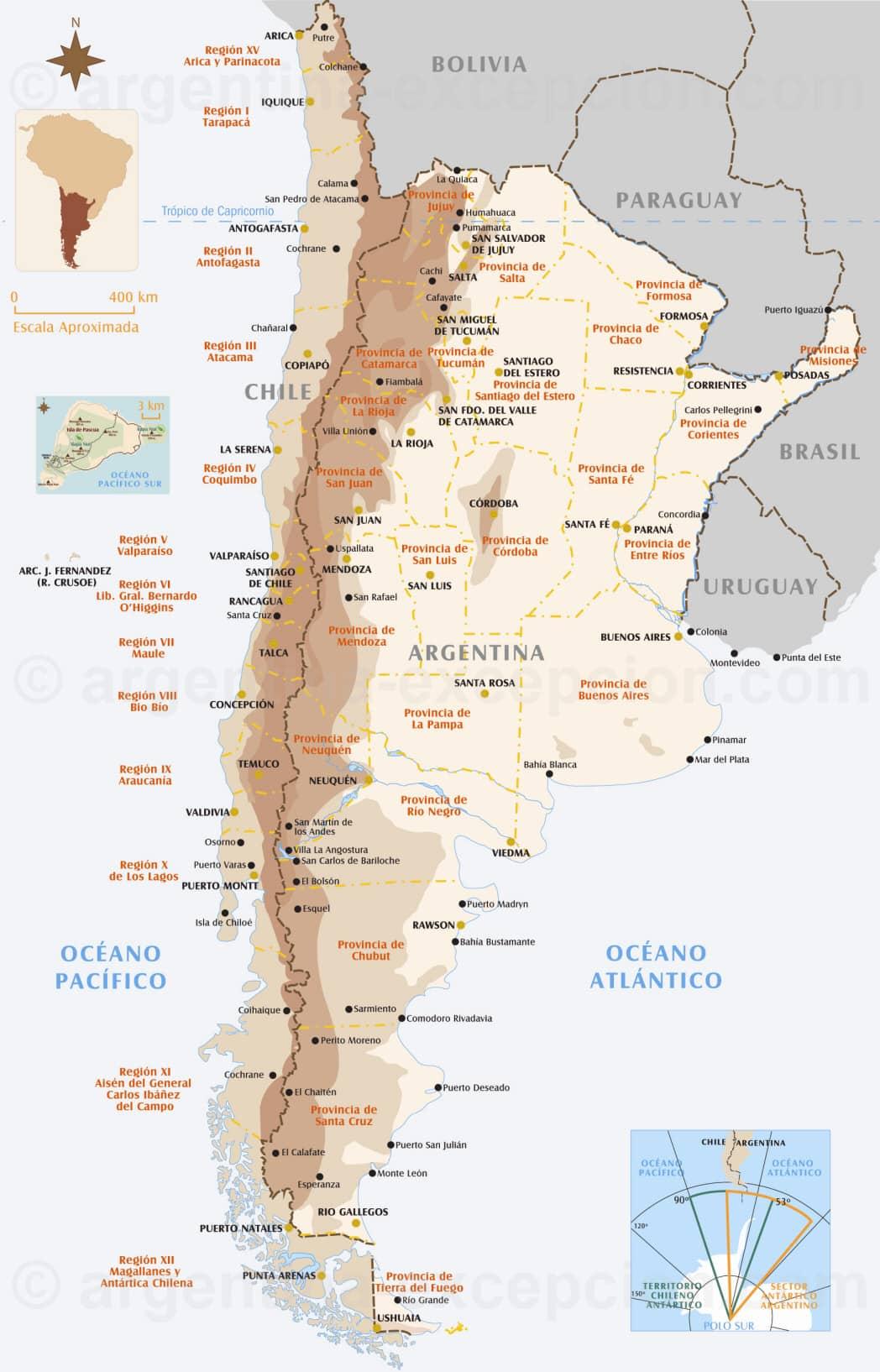 La Route 40 Argentin