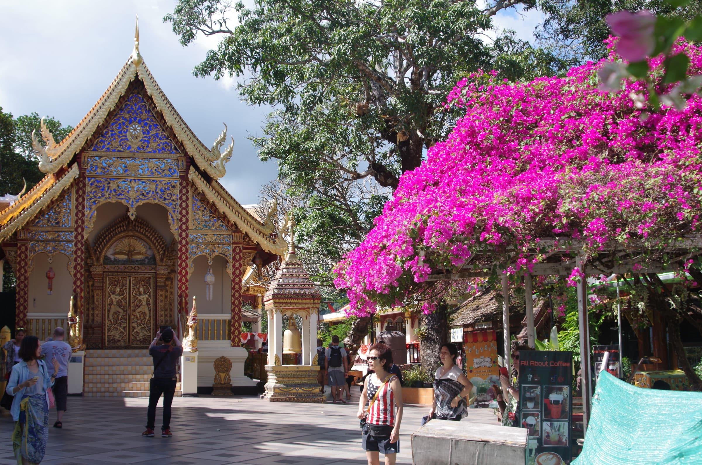 Wat Prathat Dio Suthep