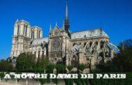A Notre-Dame de Paris patrimoine de l'Unesco