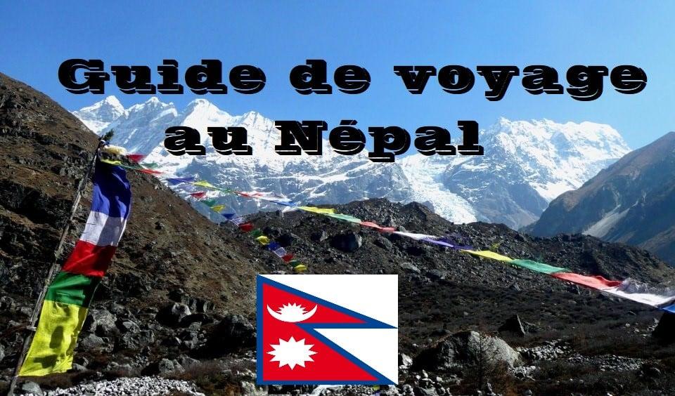 Guide de voyage au Népal
