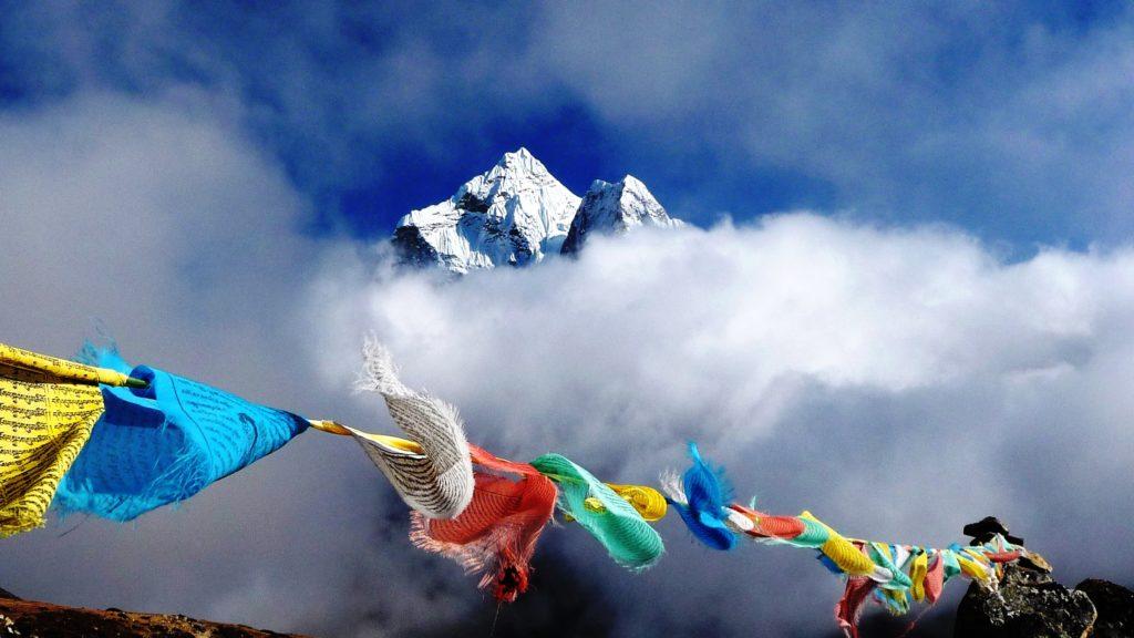 Le NEPAL Everest