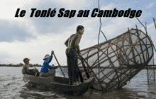 Le Tonlé Sap au Cambodge