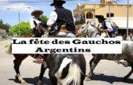 La fête des gauchos Argentins