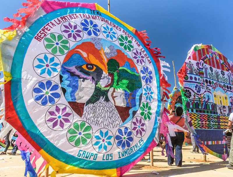guide de voyage au Guatemala la fête des morts