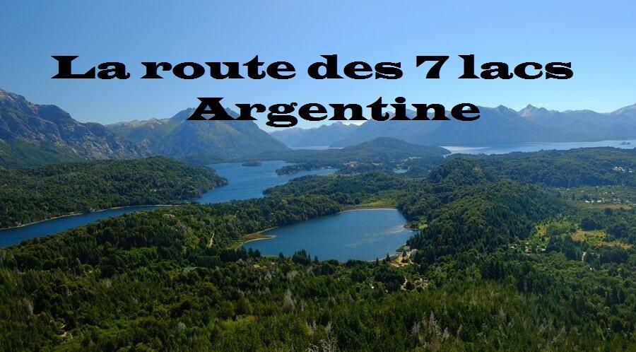 Argentine la route des 7 lacs