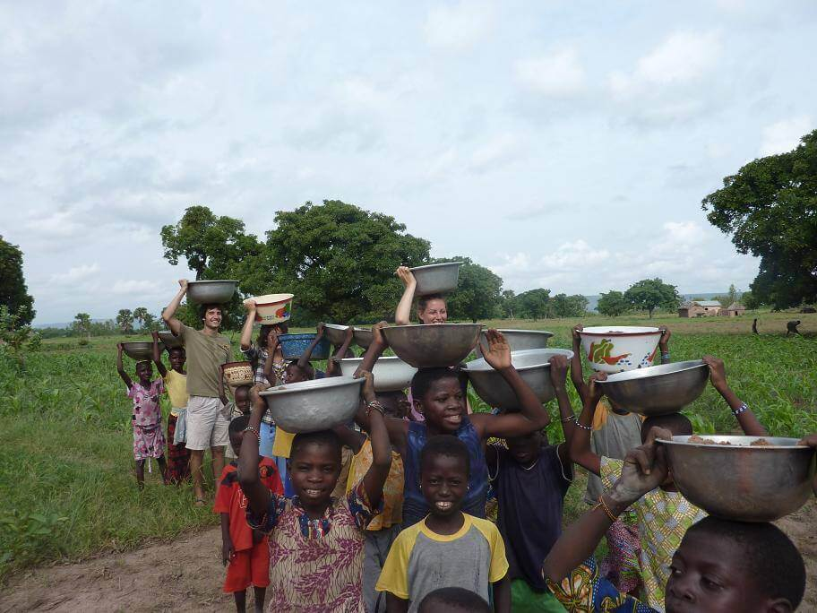 l'accès à l'eau potable dans le monde