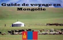 Guide de voyage en Mongolie