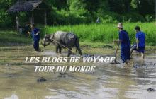 Les blogs de voyage tour du monde