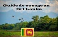 Guide de voyage au Sri Lanka