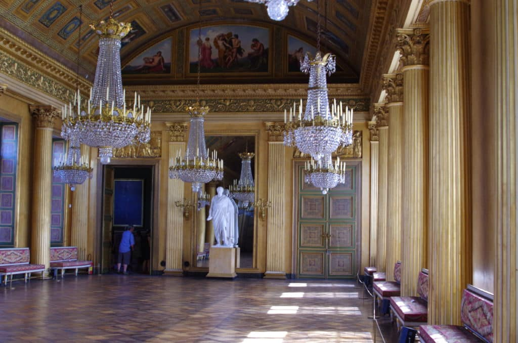 COMPIEGNE Galerie des bals