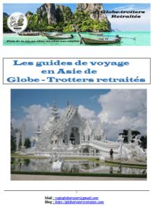 guides de voyage en Asie