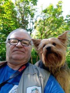 randonner avec son chien Vive la randonnée