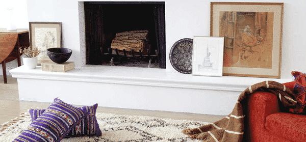 sejour dans un riad marocain les tapis béreberes