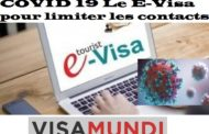 COVID 19 le E-visa pour limiter les contacts