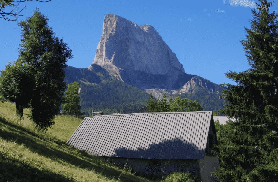 Découvrir l'Isére Le mont Aiguille