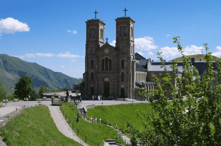 découvrir l'Isère Notre Dame de Salette