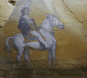 la fresque de François 1