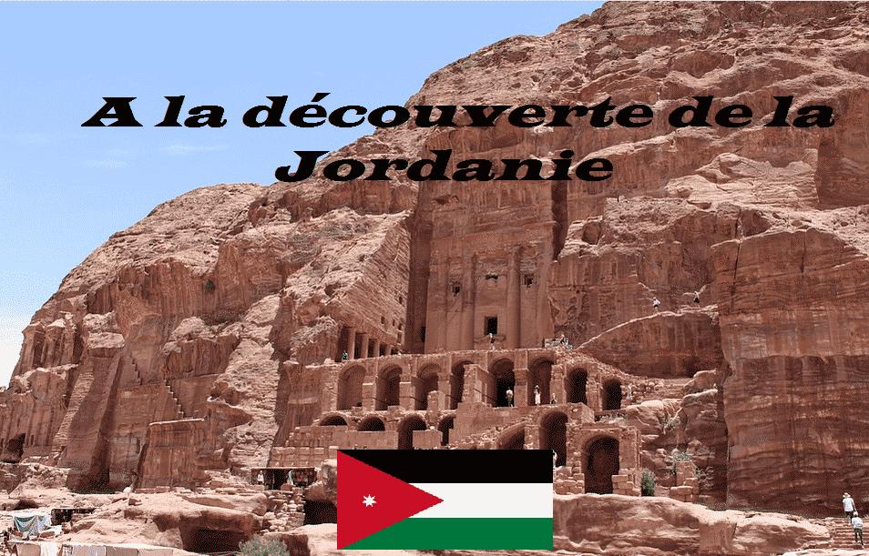 A la découverte de Jordanie.