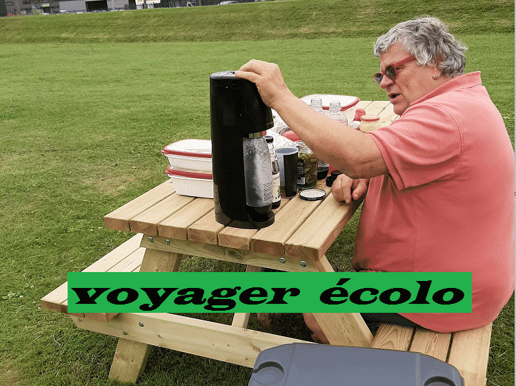 Voyager écolo