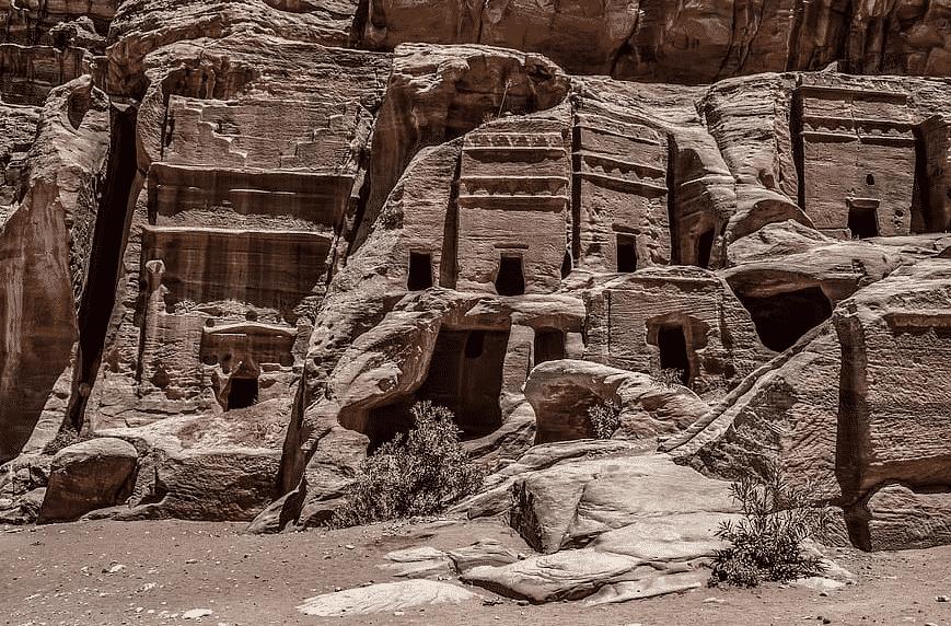 l'aventure dans le Wadi Rum