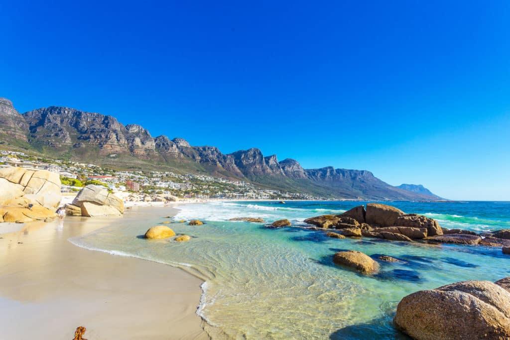 Plage Afrique du Sud