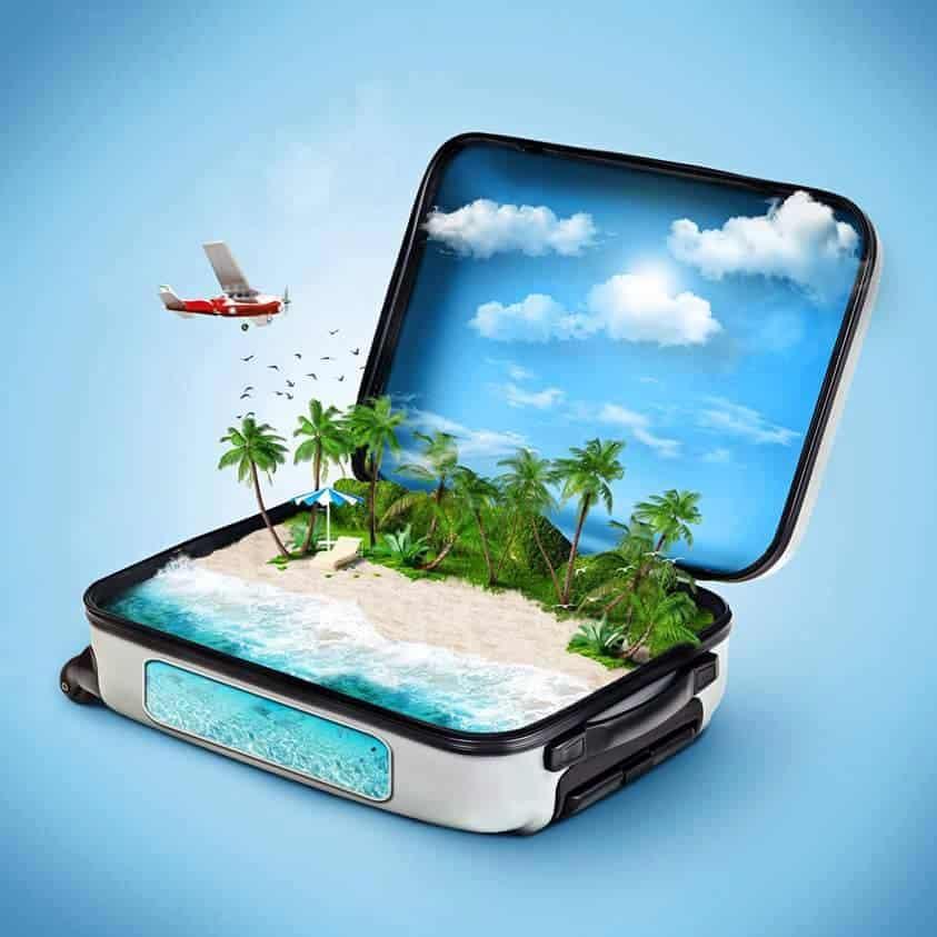 check-list voyage tour du monde faire sa valise