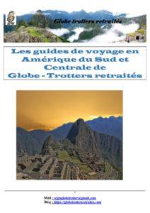 les guides Amérique du Sud et Centrale la couverture