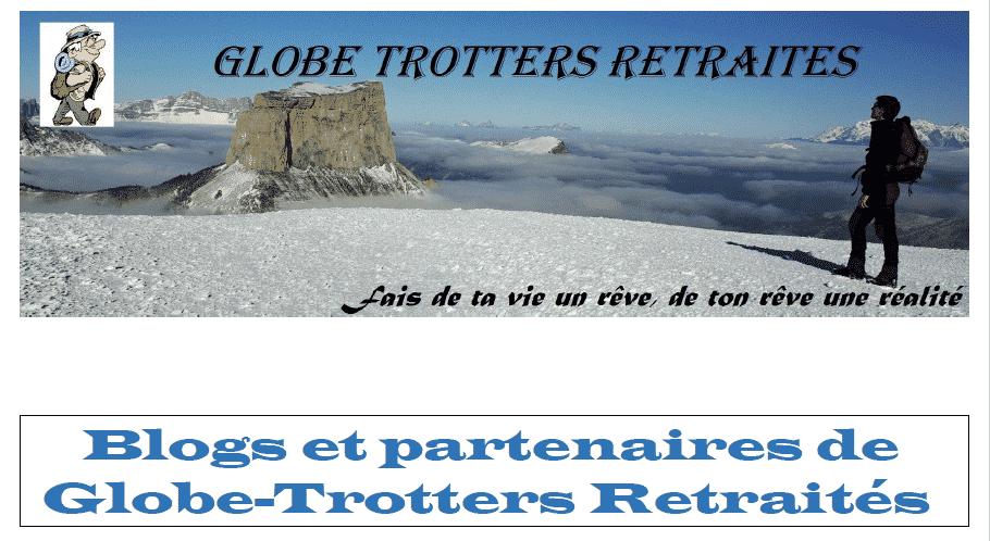 BLOGS ET PARTENAIRES DE GLOBE TROTTERS RETRAITES.2020