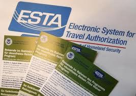 Les formalités d'entrée aux USA et CANADA : ESTA