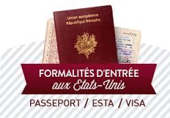 Les formalités d'entrée aux USA et CANADA : Etats-Unis