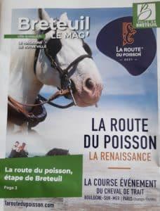 Breteuil le MAG La route du Poisson