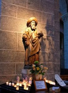 L'apôtre St Jacques