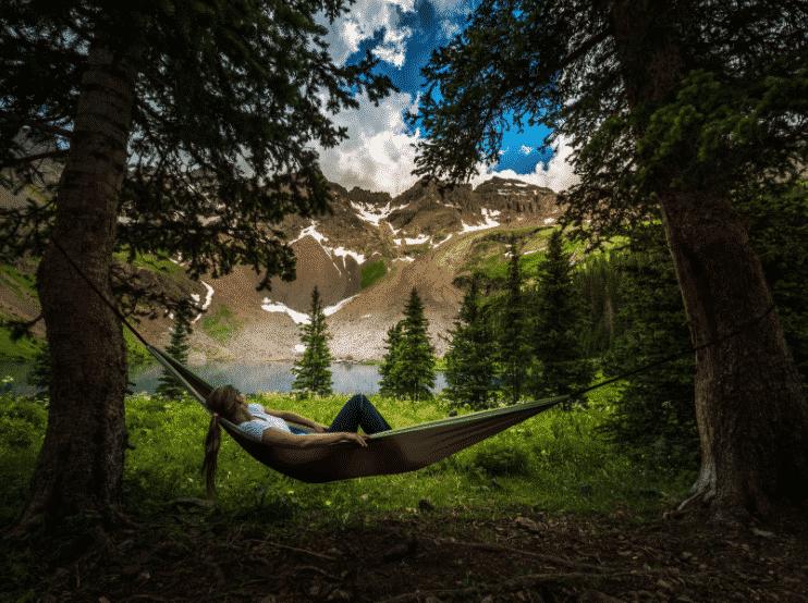 Dormir dans un hamac autour du monde hamac de voyage
