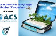Assurance voyage tour du monde avec ACS