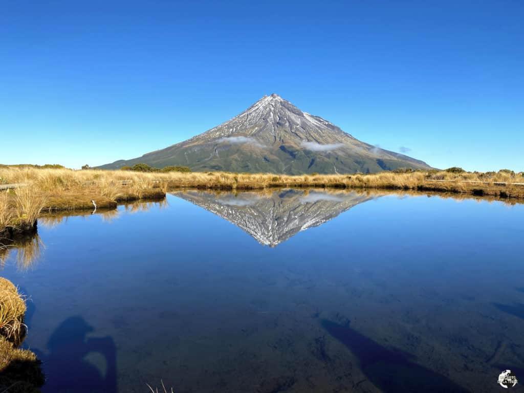 En Nouvelle Zélande Taranaki