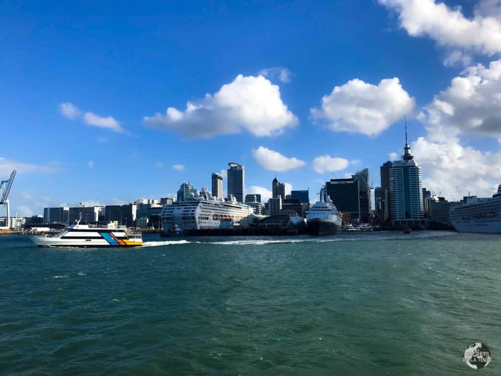 En Nouvelle Zélande avec un PVT Auckland