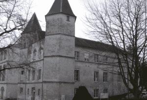 l'ancienne abbaye Notre Dame