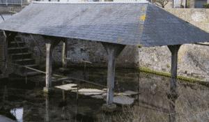 Le lavoir de Breteuil
