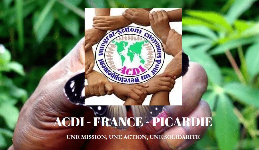 Le site de ACDI FRANCE PICARDIE