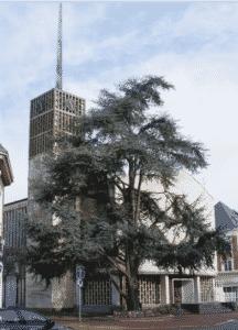 Ville de Breteuil l'église
