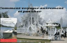 Comment voyager autrement et pas cher
