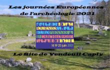 Les journées Européennes de l'Archéologie 2021