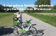 Les plus belles pistes cyclables en France
